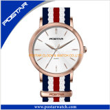 Het Horloge van de Sport van Iprg met het Horloge van het Kwarts van het Roestvrij staal van de Dikte van 6.0mm