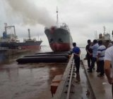 Aire marino de la bolsa de elevación para Barco Barco Barco moviéndose