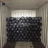 Anti-UVpp. gesponnenes Bodendeckel-Gewebe des Schwarz-6*300FT