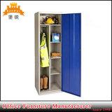 غرفة نوم أثاث لازم اثنان باب فولاذ [غدرج] خزانة حديد خزانة خزانة ثوب