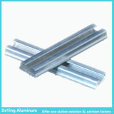 De Uitdrijving van het Profiel van /Aluminum van het aluminium voor de Gelijkrichter van het Haar