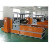 El papel de aluminio de la máquina de Corte y rebobinado