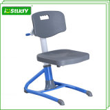 Comfortable Ergonomic Height Adjustable Student Flesh Classroom Furniture