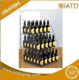 Acryl Kosmetische Countertop van de Make-up Kleinhandels het Verhandelen van de Opslag Vertoningen
