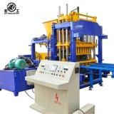 Qt5-15 plein hydraulique automatique machine à fabriquer des blocs de béton en brique de ciment creux