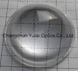 для лазера коллимируя и фокусируя объектив шарика сплавленного кремнезема половинный