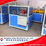 Belüftung-Rohr-Produktion, die Strangpresßling Zeile maschinell bearbeiten lässt (SJSZ65X132)
