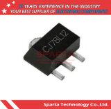 Cj78L12 Sot 89는 3 단말기 전압 조정기 트랜지스터를 캡슐에 넣는다