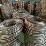 Медное Pipe Pancake Coil Copper Tube в Air Conditioner