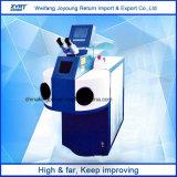 Machine van het Lassen van de Laser van de Optische Vezel van de hoge snelheid de Verdelende - StandaardWorktable