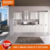 Hölzerne modulare weiße Sprühspeisekammer-Küche-Schrank-Möbel