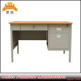 Schule-Gebrauch-Stahlbüro-Schreibtisch mit Fach