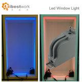 Wasserdichtes DMX LED Fenster-Licht Wand-Unterlegscheibe RGB-DMX512