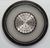 33kv Kabel van de Macht van de Kern 240mm2 van het Aluminium van de Kabel van de Macht van SWA van het koper XLPE de Gepantserde