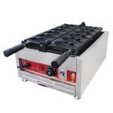 تموين تجهيز سمكة شكل [تيكي] آلة كعكة صانع لأنّ عمليّة بيع