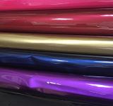 Cuero artificial de la PU sintética de cuero para el bolso de mano de la carpeta.