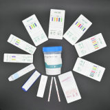 Taza del cassette de la prueba de Nicotinine de la saliva