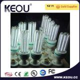 Luz de bulbo fresca de la dimensión de una variable del maíz del blanco LED del programa piloto del IC 3With7With9With16With23With36W