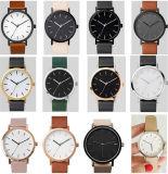 Yxl-670 2016は馬のブランドの腕時計の簡易性の標準的な腕時計、偶然の水晶腕時計の高品質の人に腕時計を作る