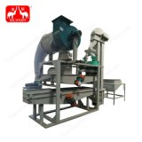 工場価格のベストセラー100kg/Hのそば粉のもみすり機