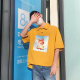 Hot - selling Students polo shirt larva in China