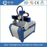 Mini-CNC-Fräsmaschine CNC-Fräser 6090 für das Bekanntmachen des Zeichens