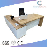 Fashion L Shape Office Counts Popular Executive Desk (CAS-MD18A53)