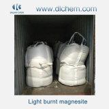 処理し難い原料の腐食性のか焼されたマグネーシア