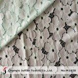 Flor de tricotar tecido Lace pelo estaleiro (M1028)