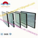 5+0.76PVB+5+18UM+5 Baixo-e painéis de vidro oco laminado temperado por janela