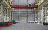 Estrutura de aço peças de guindaste de fabricação (Escada)