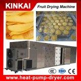 type frais fruit de dessiccateur en lots de la capacité 1500kg déshydratant la machine