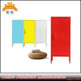Fas-126 puerta simple de 3 estantes Armario armario de metal muebles para niños