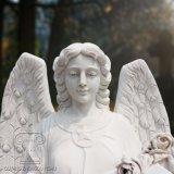Похожие отели великолепного качества материала мраморная статуя красивых Angel T-5837