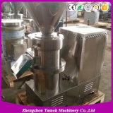 Uso de la casa molino coloidal pequeña máquina de hacer mantequilla tuerca