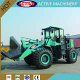 5 Tonnen-Rad-Ladevorrichtungs-Maschinerie für Verkauf