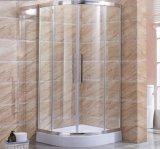 샤워 유리제 문 샤워 오두막을 미끄러지는 알루미늄 프레임