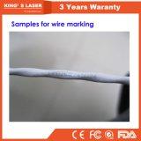 Macchina per incidere standard del laser del tubo del PVC dell'Europa