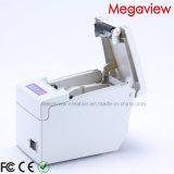 Принтер POS самого лучшего качества прямой связи с розничной торговлей 58mm фабрики термально с большим бумажным пакгаузом, большой шестерней (MG-P69UW)