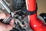 Миниый портативный инструмент складчатости велосипеда 6 комплекта для ремонта Multitool Bike
