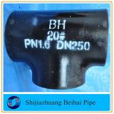 ANSI B16.9 Wpb 이음새가 없는 관 이음쇠 탄소 강철 티