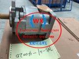 KOMATSU Wa380-3, 705-21-40020 pompe Ass'y/Wa380-3, éléments de pompe de réducteur de vitesse du chargeur Wa350-3, pompe à engrenages hydraulique hydraulique tandem de la pompe à engrenages 705-21-40020/Factory