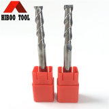 Helix 55를 가진 Aluminum를 위한 HRC55 Carbide End Mills