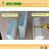 MGO supérieure structurelle de la Chambre des panneaux isolants pour préfabriqué