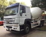 HOWO 6X4 8개 입방 미터 시멘트 믹서 트럭