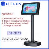 2015 новый продукт 7 дюйма ЖК-POS реклама дисплей, монитор TFT Ad системной платы