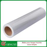 Vinil Printable fantástico da transferência térmica de cor clara de Qingyi