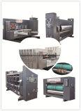 Картонной коробке с высокой скоростью полностью автоматическая печать с высоким разрешением стекла машины сушки
