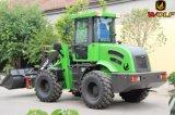 Jardim/Fazenda 4X4 4WD Pá carregadeira de rodas do conversor de binário ZL18