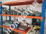 Machine de presse de main de sortie d'usine pour l'emballage de pâtisserie de farine de riz avec l'interpréteur de commandes interactif en métal et le ce pour le film et les sacs feuilletants